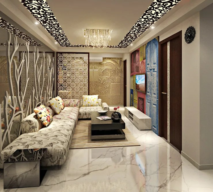award winning living room designs with dining table 10 beautiful pictures of small drawing rooms for indian homes area by design consultant