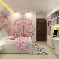 Best Color For Living Room Walls According To Vastu Small Ceiling Lighting Ideas 8 Colours A Happy Home Daughter S Bedroom By Design Studio