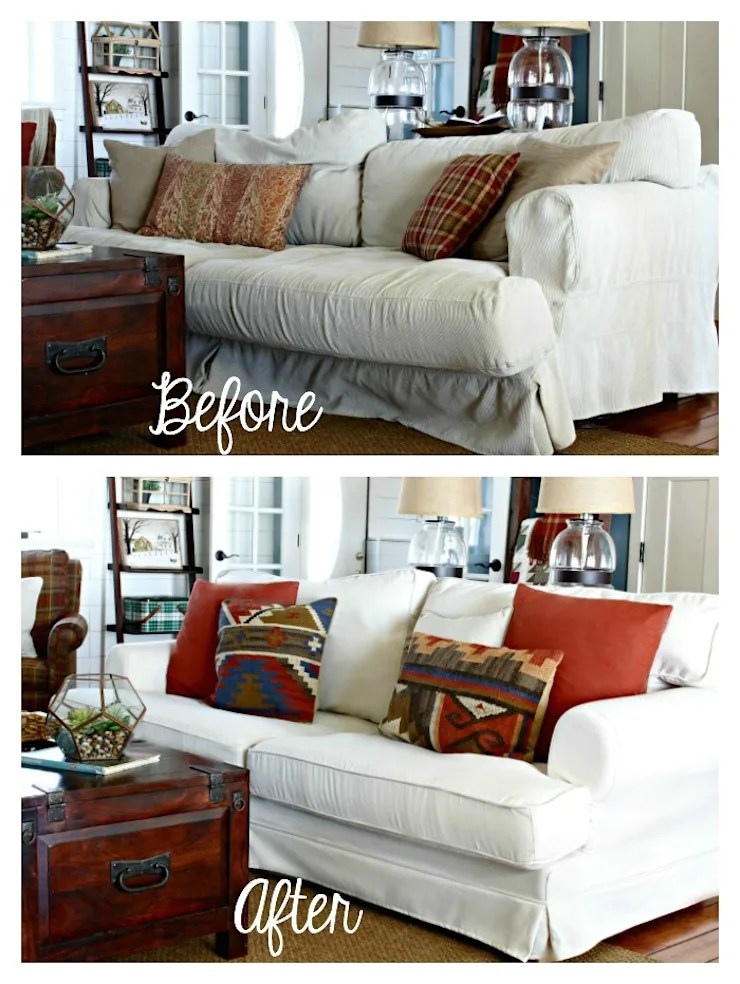 ekeskog sofa cover uk fabric sets in bangalore replacement custom slipcovers ikea by comfort works living room