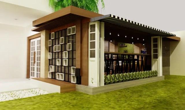 Cafetaria RS. Bunda:  Restoran by samma design