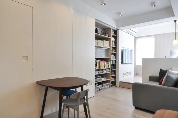 Inspirasi Layout Ruang Sempit yang Buat Ruang Nampak Luas