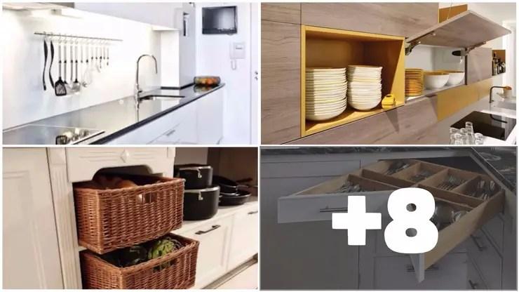 Come Organizzare al Meglio una Cucina Moderna 11 Idee