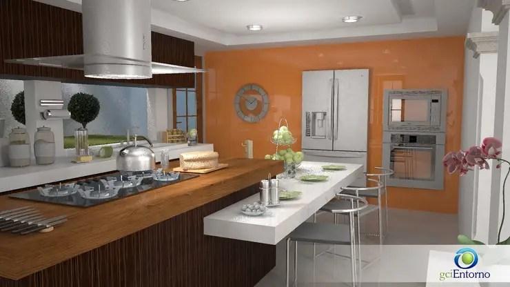 Los mejores colores para tu cocina