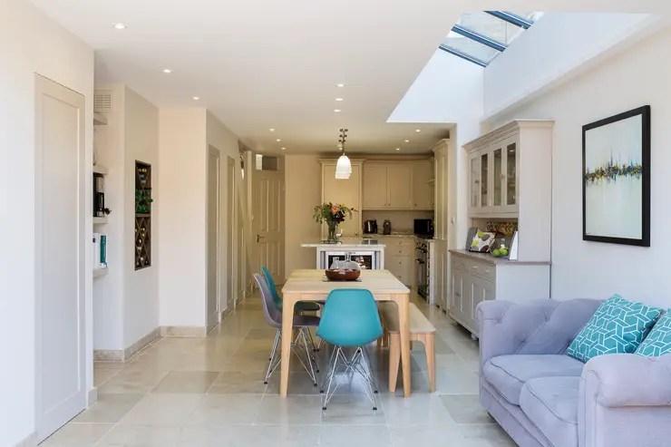 Sala comedor y cocina en un solo espacio 20 ejemplos