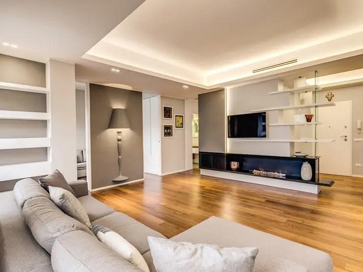 Ideas para separar recibidor y sala sin paredes