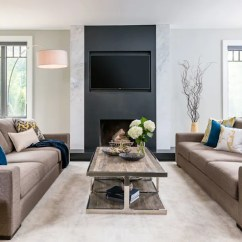 A Picture Of Living Room Modern With Brown Furniture Placement How To Get The Perfect Layout Comforts By Frahm Interiors