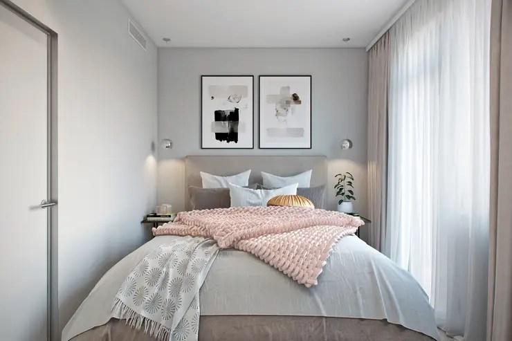 10 Ide Dekorasi Kamar Tidur Sempit