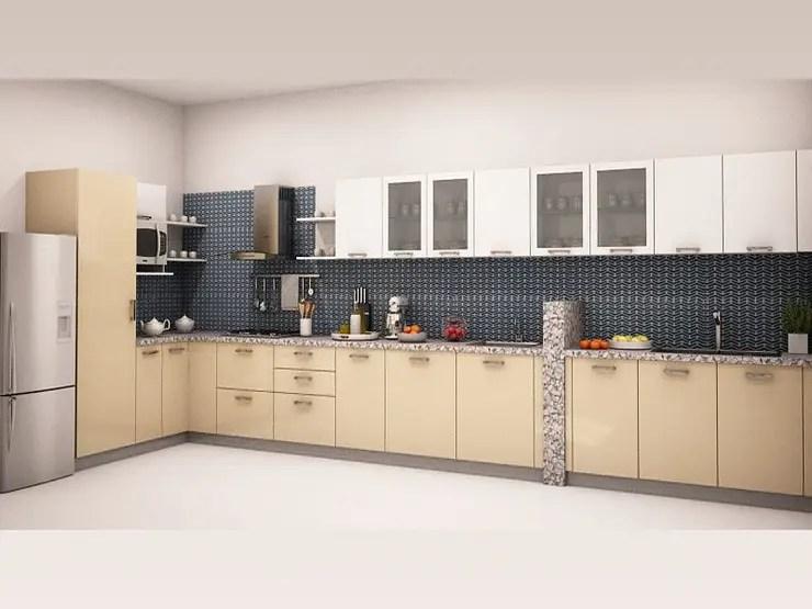 kitchen design bangalore free standing larder cupboards stylish and stunning modular designs in aberto l shaped by homelane com