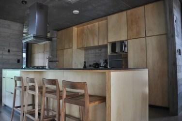 cocinas barra desayunadora cocina queremos todos homify madera