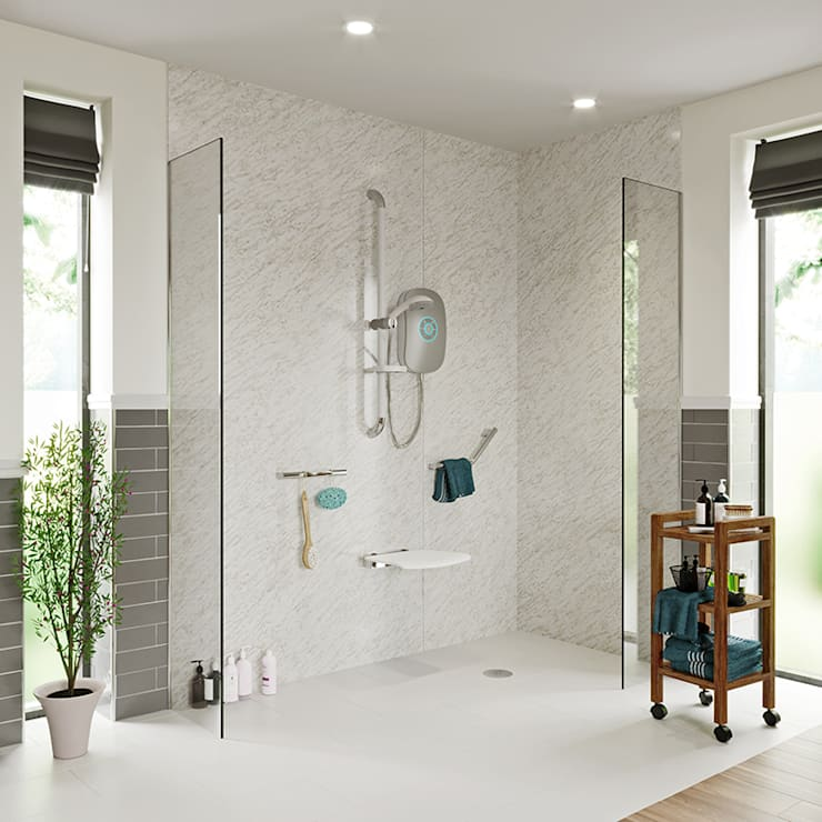 A Perfectly Organised Bathroom In One Day