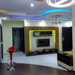 Interior Design Ideas Living Room Tv Unit Chair And A Half By Decorators In Bangalore Cabinet Kriyartive