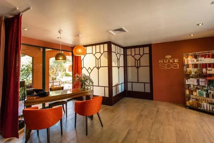 Color terracota para paredes y decoracin de interiores
