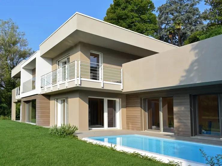 Realizzazione Casa Prefabbricata in Legno in Lombardia