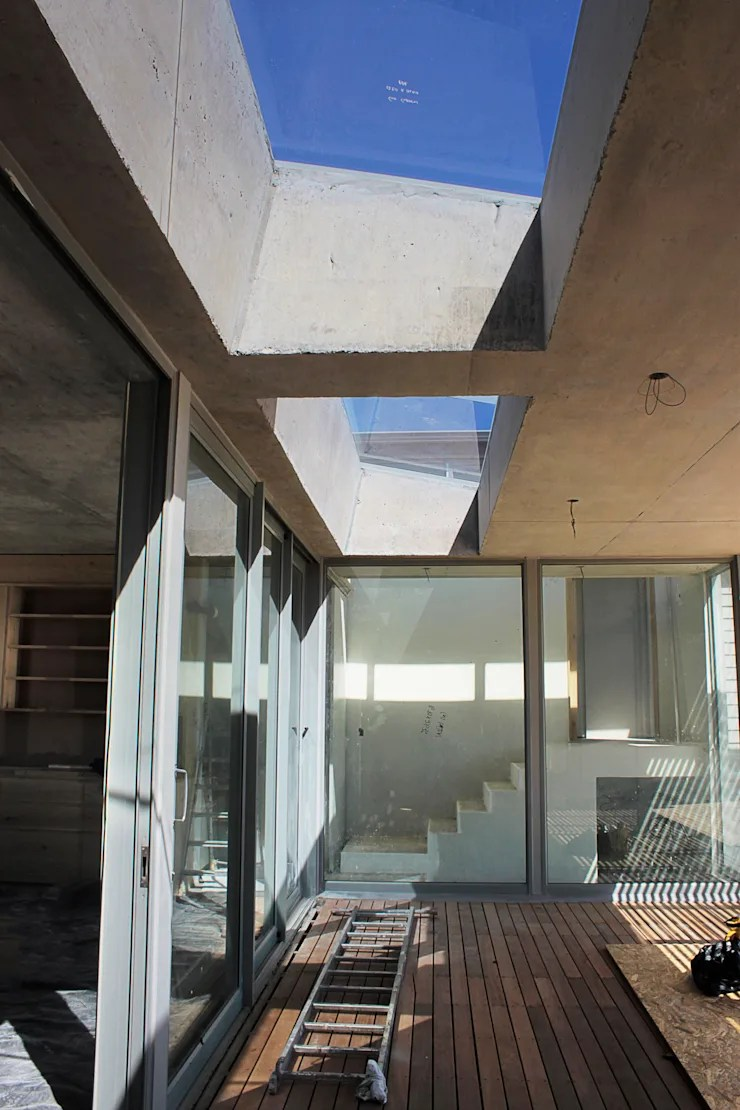 Betonhaus House Marshall Houses By Beton Haus Pty Ltd Homify