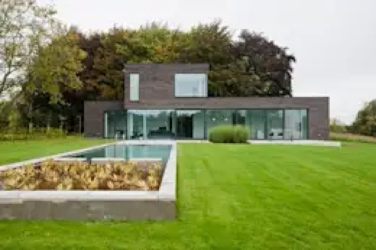 Rumah by hasa architecten bvba