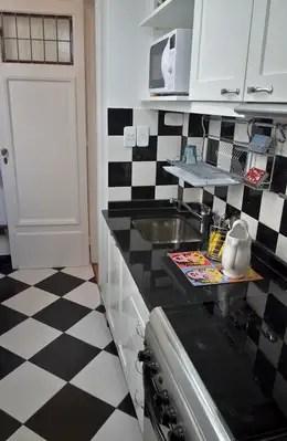 10 Estilos diferentes en pisos de cocina