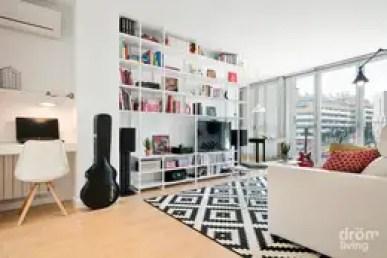 Salon de style de style Moderne par Dröm Living