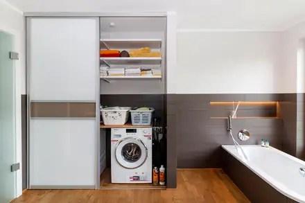Einbauschrank Im Badezimmer Moderne Badezimmer Von Elfa Deutschland Gmbh
