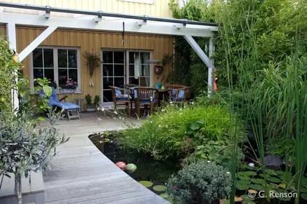 Skandinavische Gartengestaltung Ideen und Bilder  homify