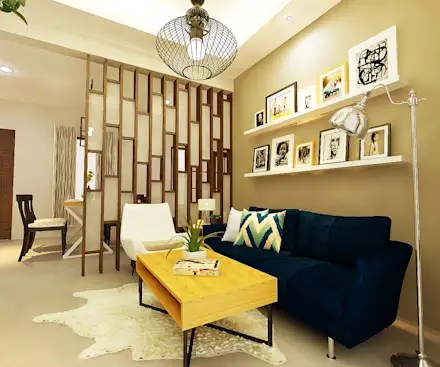 Ruang keluarga ide desain inspirasi  gambar  homify