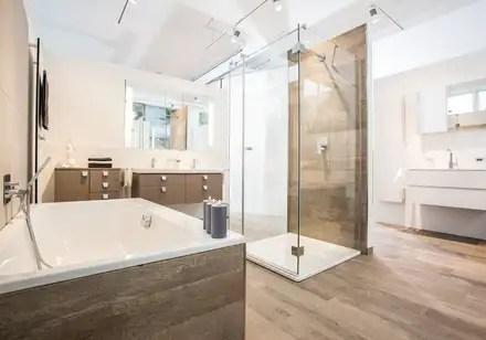 Skandinavische Badezimmer Einrichtungsideen und Bilder  homify