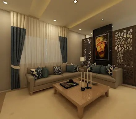 Designer Drawing Rooms