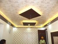 P O False Ceiling Wallpaper   www.energywarden.net