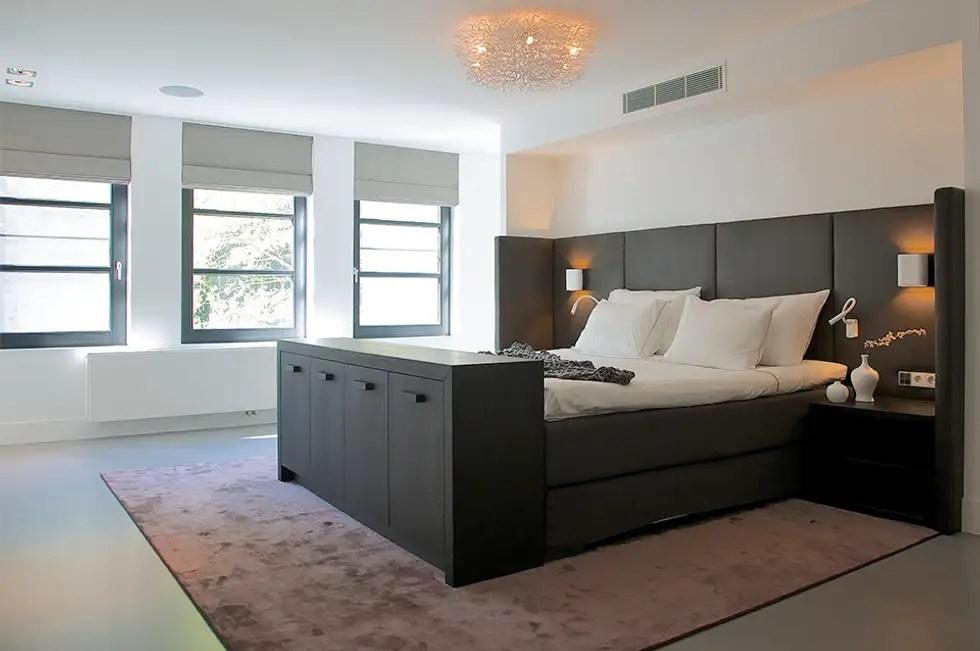 Villa in t gooi moderne slaapkamer door designa