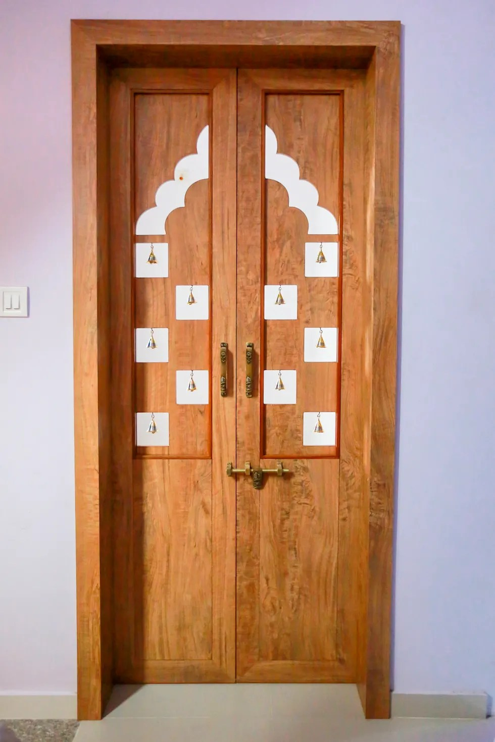 Pooja Door Windows By Zeal Arch Designs Homify