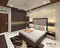 Master bedroom: asian bedroom by design consultant | homify