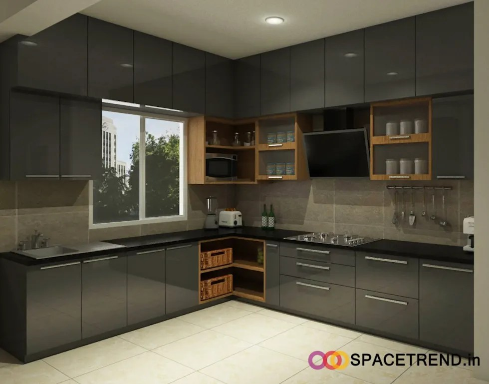 Prestige tranquility builtin kitchens by space trend