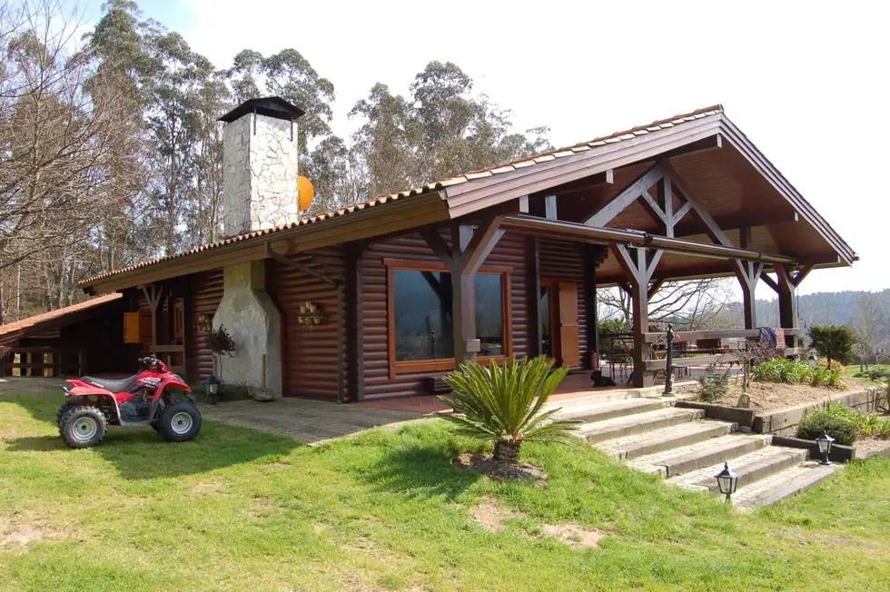 Rusticasa  casa rstica  pontevedra casas de madeira