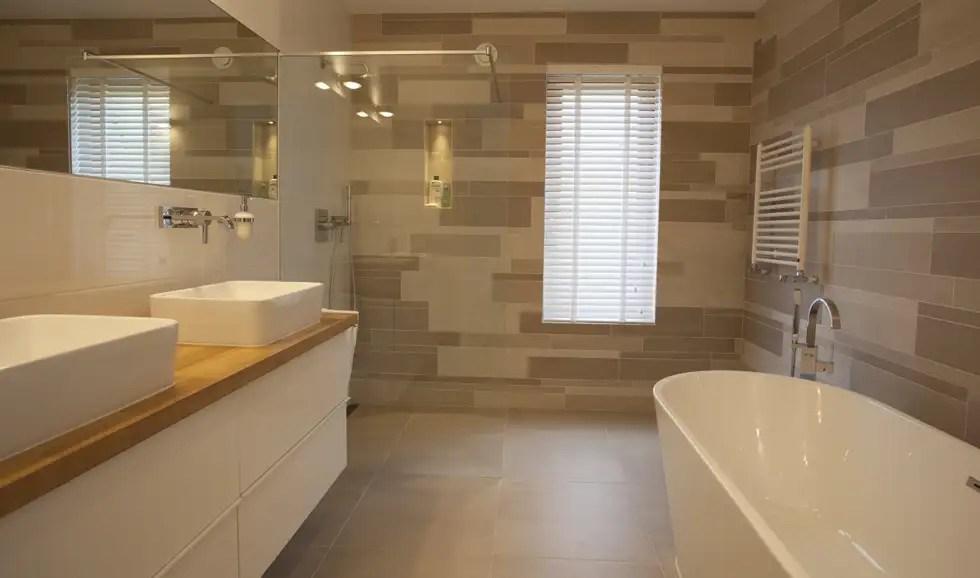 Villa krakestee badkamer moderne badkamer door thijssen