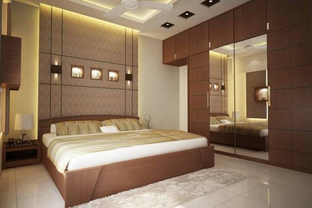 Modern bedroom photos: apartment at ajmera infinity | homify