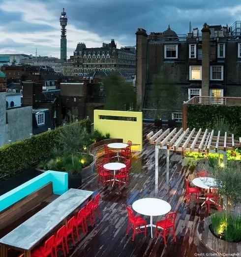 Balconies, verandas & terraces  by Biotecture