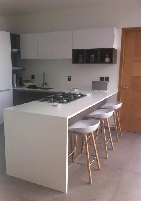 Cocinas pequeas 10 ideas para optimizar espacio