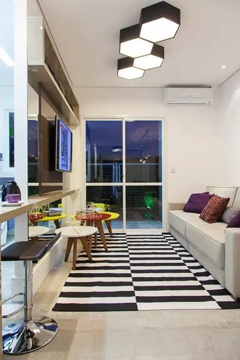23 idee per arredare un soggiorno piccolo
