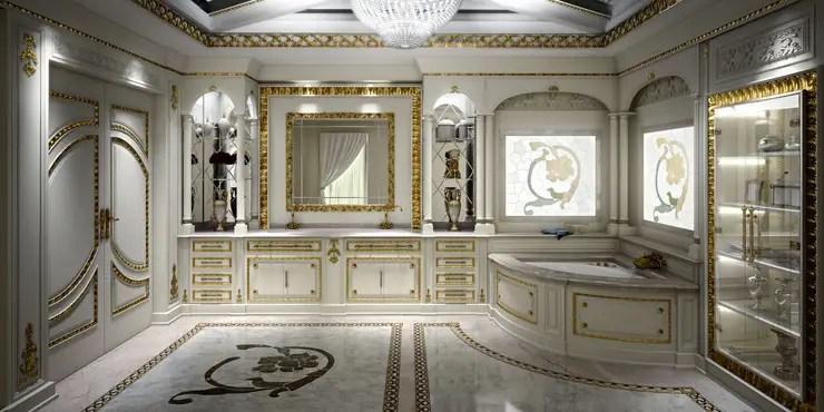 Come realizzare dei bagni di lusso da sogno