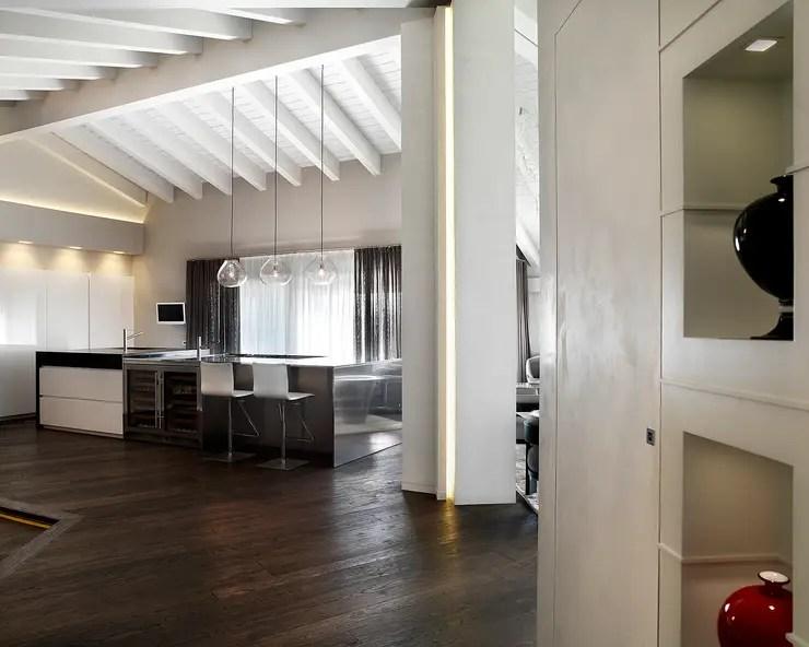 Travi in legno a vista per la casa 7 spettacolari esempi