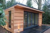 'The Crusoe Classic' - 6m x 4m Garden Room / Home Office ...