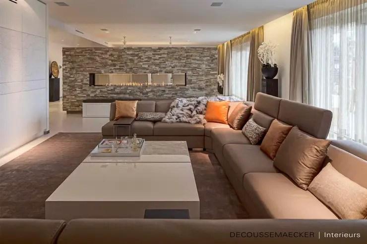 Luxe woonkamers inspiratie voor genieters