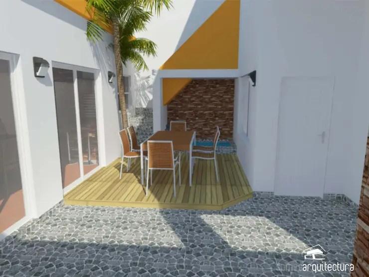 12 ideias de pisos para um quintal perfeito