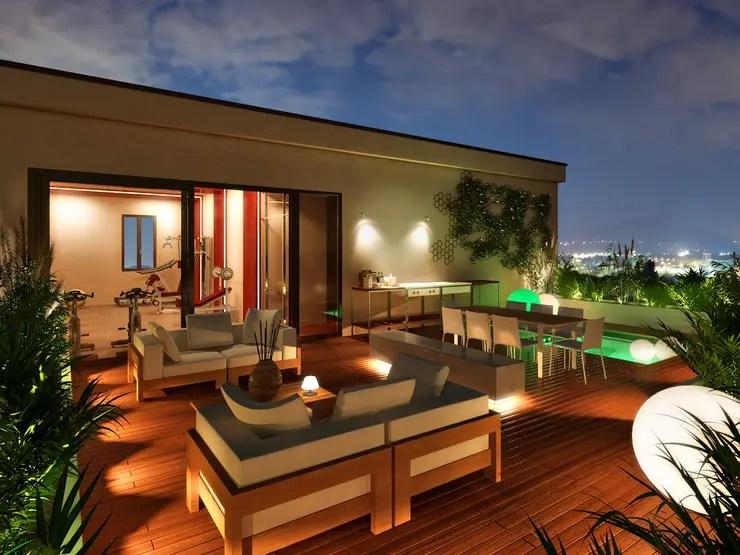 translation missing: us.style.terrace.modern Terrace by NLDigital