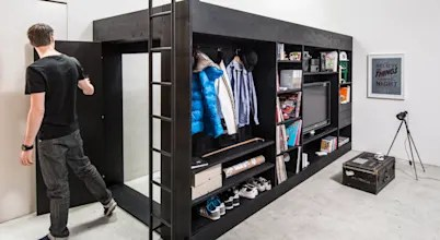 13 Closets Designs Perfect For Small Spaces