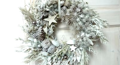아파트에서 손쉽게 할 수 있는 크리스마스 인테리어 8