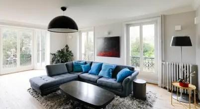 Paris: La Rénovation Et L'aménagement D'une Maison De Famille Du Xixème Siècle