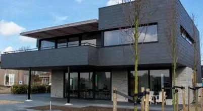 Moderne Villa In Alkmaar Met Uitzicht Op Een Eeuwenoud Landschap, Gerealiseerd Door Toparchitecten