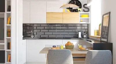 Скандинавский стиль: дизайн двухкомнатной квартиры на 52 метрах