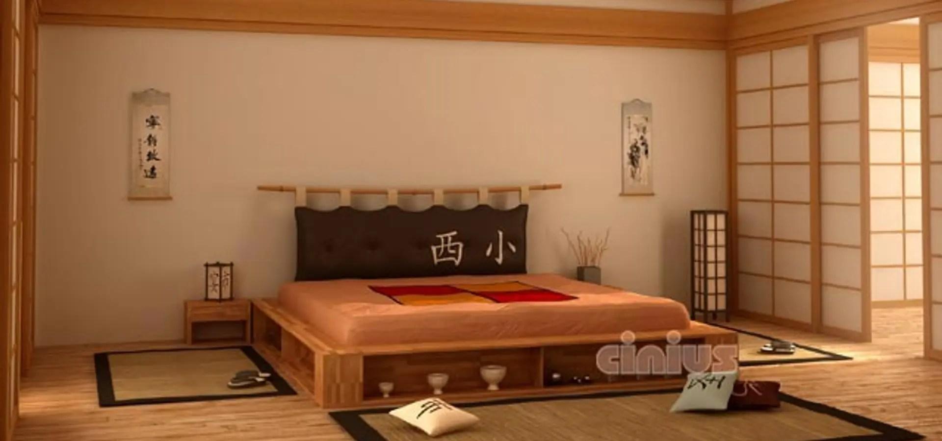 Interior design come arredare con mobili giapponesi di