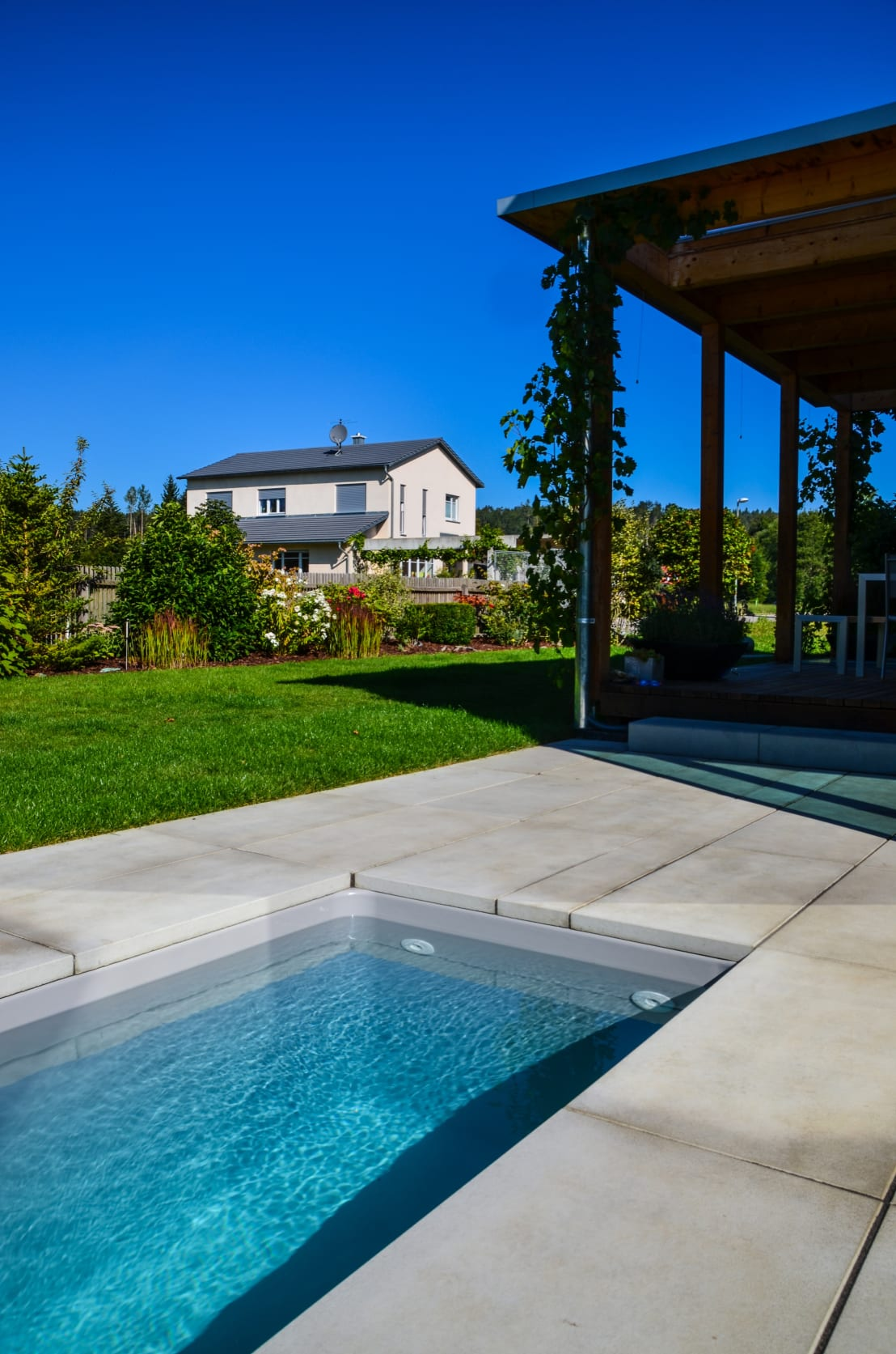 Mini Schwimmbecken Luxus Garten Pool Selber Bauen Informationen Zu